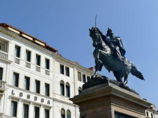 Monument van Vittorio Emanuele II in Venetië