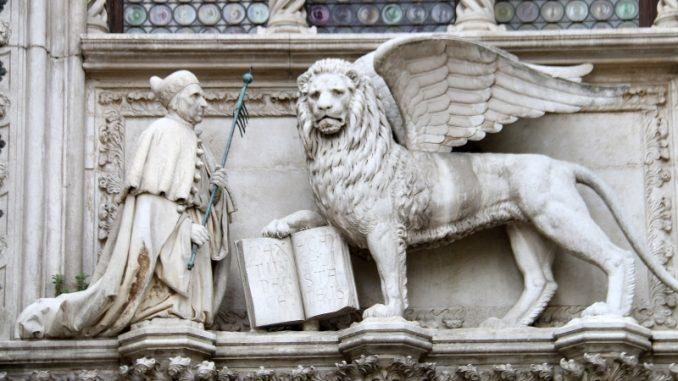 Sint Marcus Venetie.De Feestdag Van De Heilige Marcus Evangelist Taste Italy Be