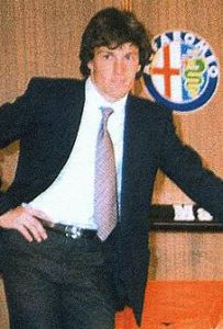 Andrea de Cesaris in 1982