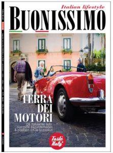 Digitale uitgave Buonissimo 'Terra dei Motori'