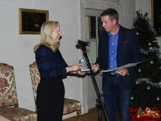 Mooie erkenning voor Taste Italy op de Italiaanse ambassade in Brussel