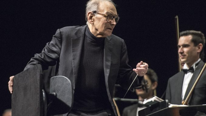 De 90-jarige Ennio Morricone