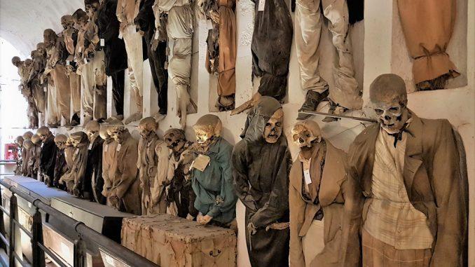 Catacomben van de Capucijnen