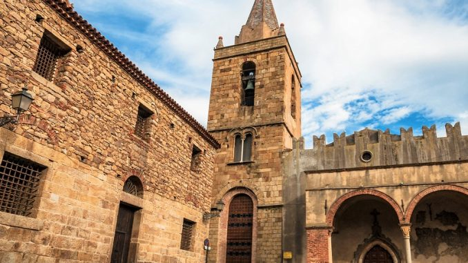 Castelbuono, De kerk van Maria Santissima Assunta of Matrice Vecchia