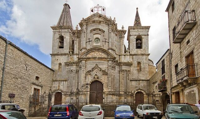 Petralia Soprana kerk