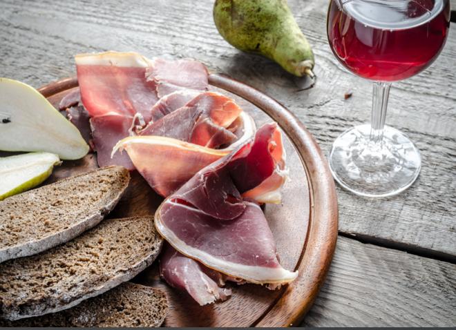 Voedingssalon Brussel-thema Italië
