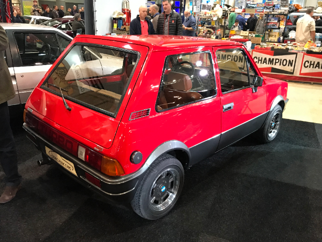 Innocenti Mini De Tomaso