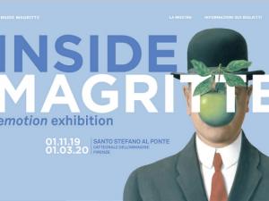 Expo Inside Magritte - Firenze @ Firenze