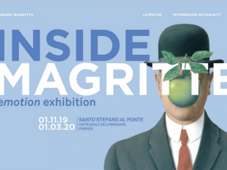 Inside Magritte Firenze