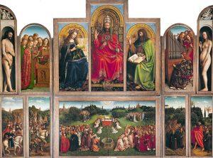 Gegidste wandeling: Van Eyck. Een optische revolutie @ Gent