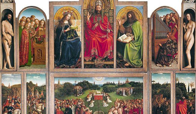 Lam Gods, gebroeders van Eyck