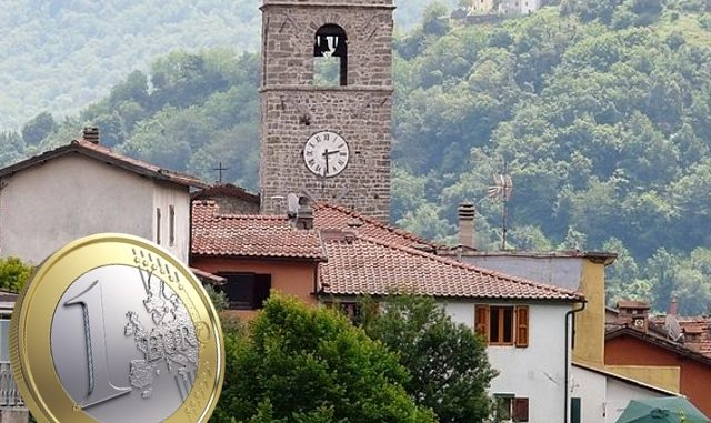 Een huis in Italië voor 1 euro