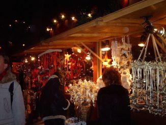 Kerstmarkt Bolzano (Zuid-Tirol)