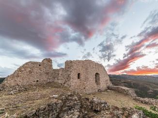 Castello dei Ventimiglia, Geraci Siculo