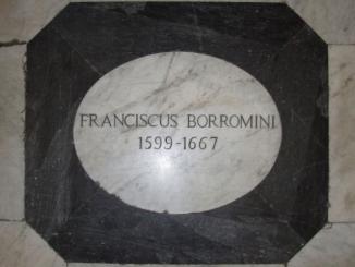 Tombe van Borromini