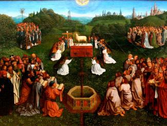 Lam Gods van Van Eyck