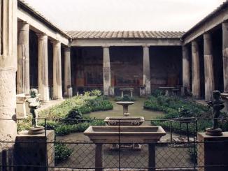 Pompeji, huis van de Vettii