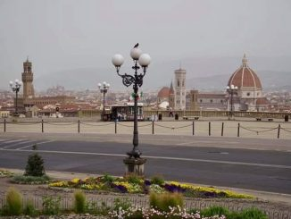 Firenze in de lockdown