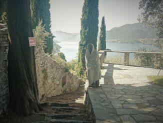 Castello di Vezio - i fantasmi