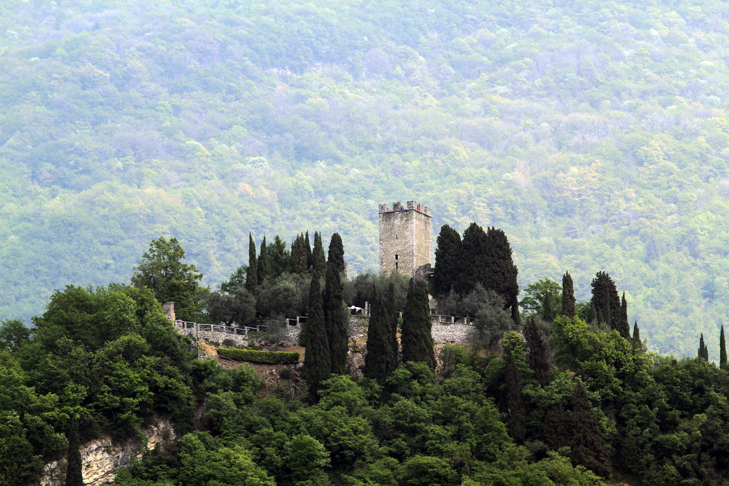 Castello - panorama