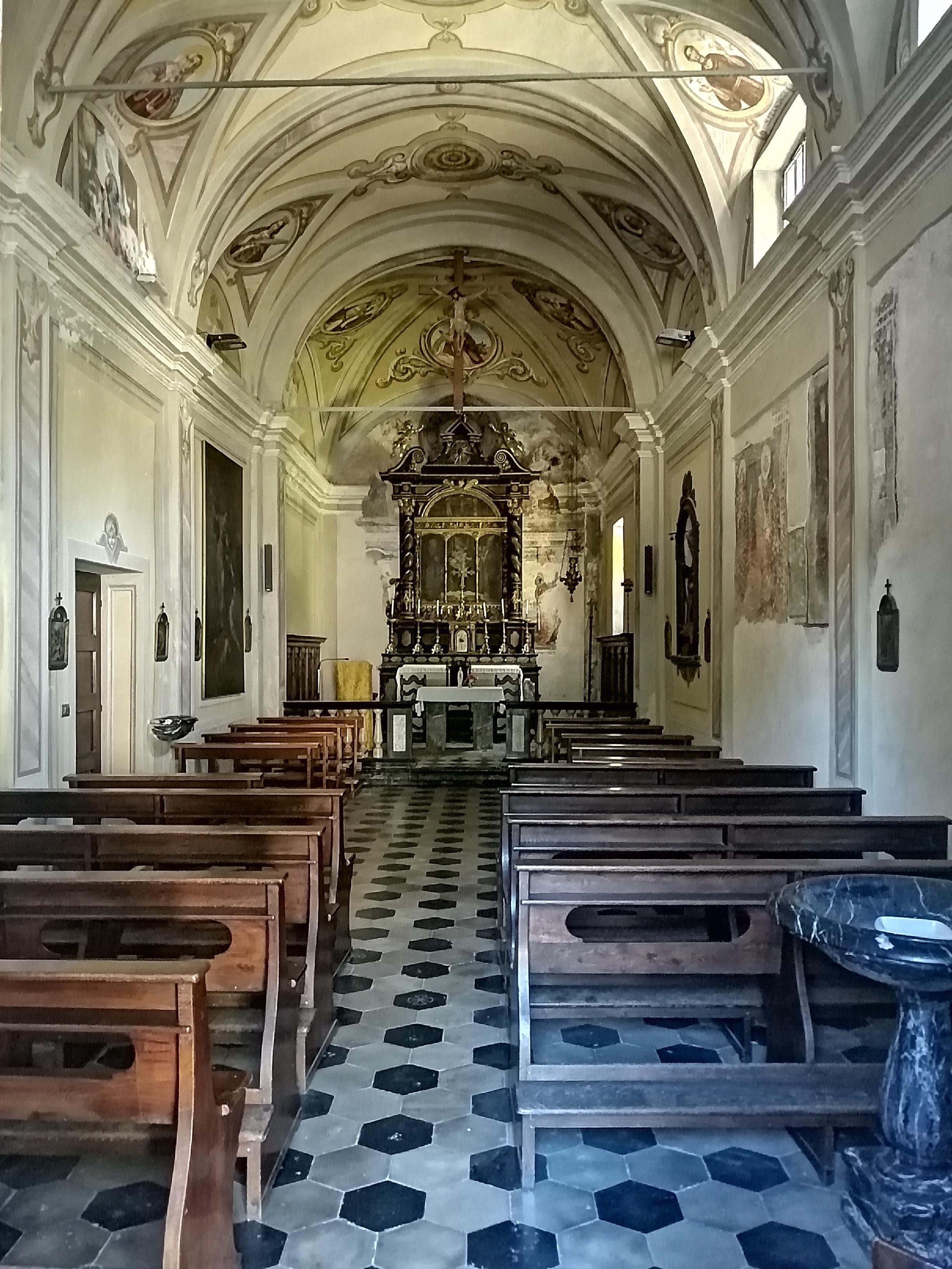 Chiesa di San Antonio Abate di Vezio