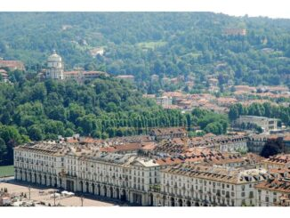 Turijn, panorama