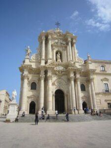 De Duomo van Siracusa