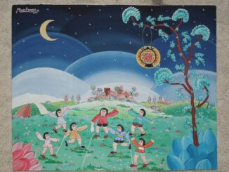 Murales in Azzinano