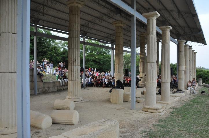 Archeologische site Monte Rinaldo
