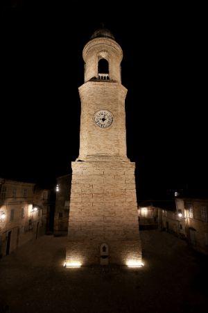 Torre civica, Petritoli