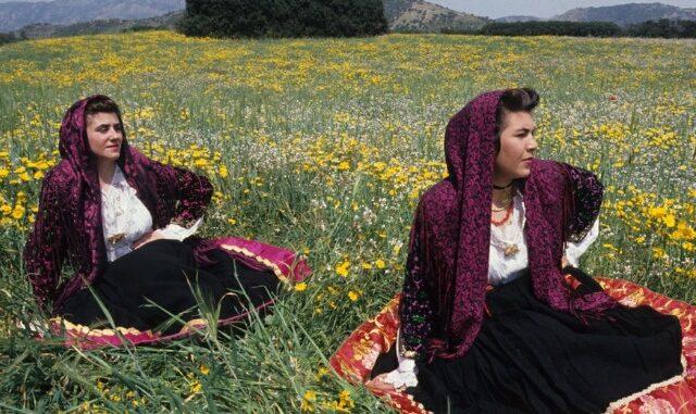 Costume tradizionale di Irgòli