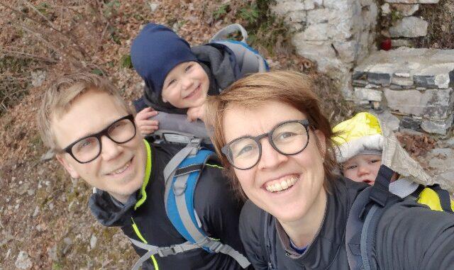 Het gezin Inge de Boer