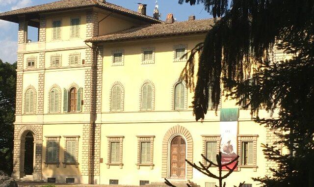 Villa Montesca van Leopoldo Franchetti en Alice Hallgarten