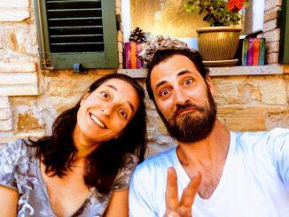 Loredana en Tim