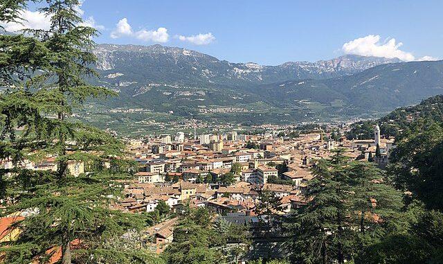 Panorama van Rovereto