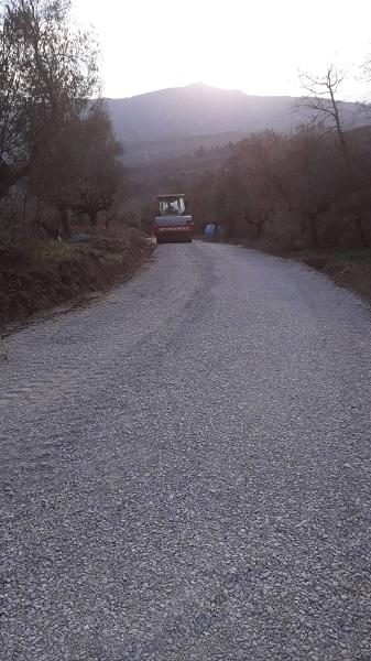 De nieuwe weg naar Lombo