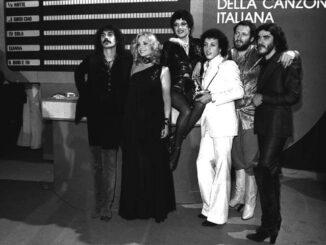 Matia Bazar op San Remo in 1978