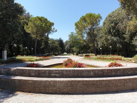 Stadspark San Rocco