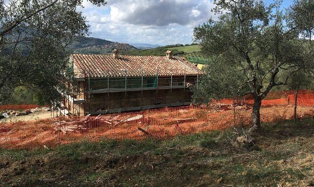 Vernieuwd dak achteraan