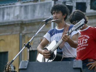 Edoardo Bennato in Venetië (1991)