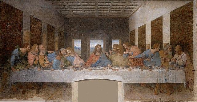 Leonardo da Vinci, Laatste Avondmaal (1495-1498)